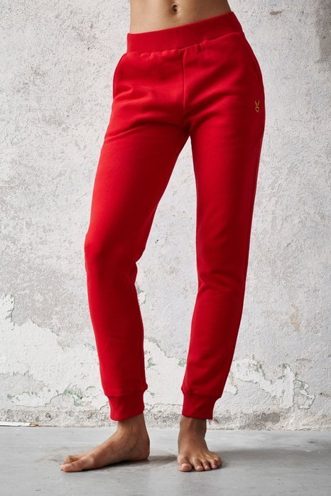 FAE PANTS RED