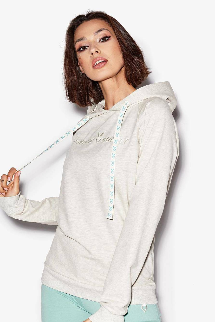 Bella sweatshirt grey