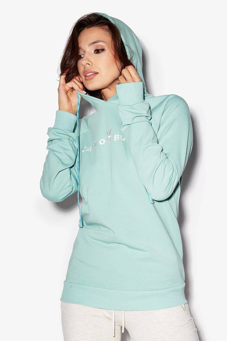 Bella sweatshirt mint