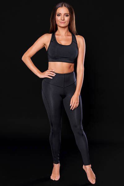 DIVA LEGGINGS BLACK
