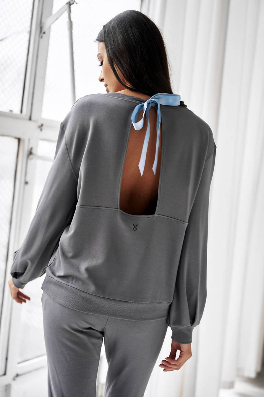 Esme sweatshirt grey