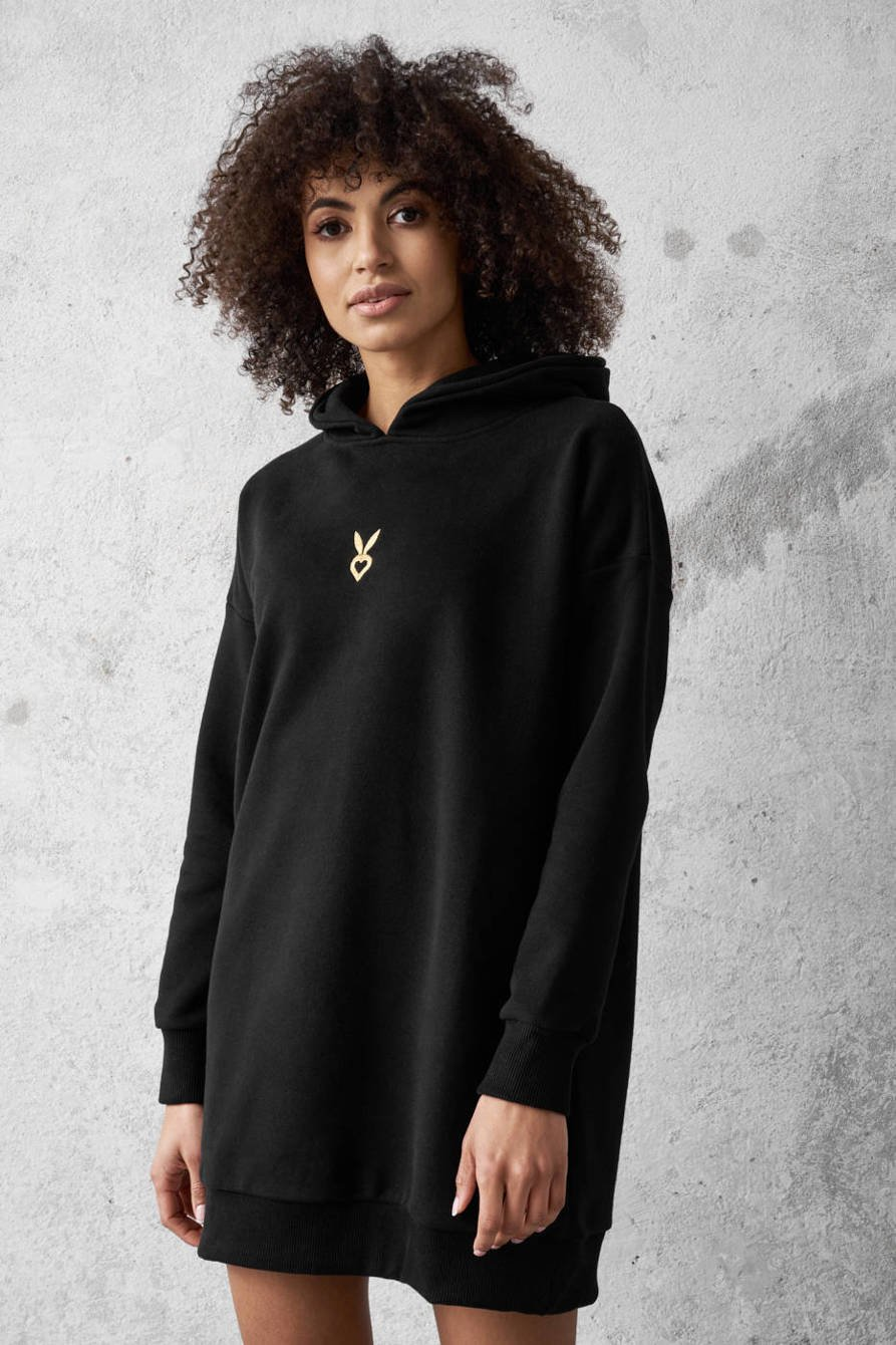 LAGOS SWEATSHIRT BLACK