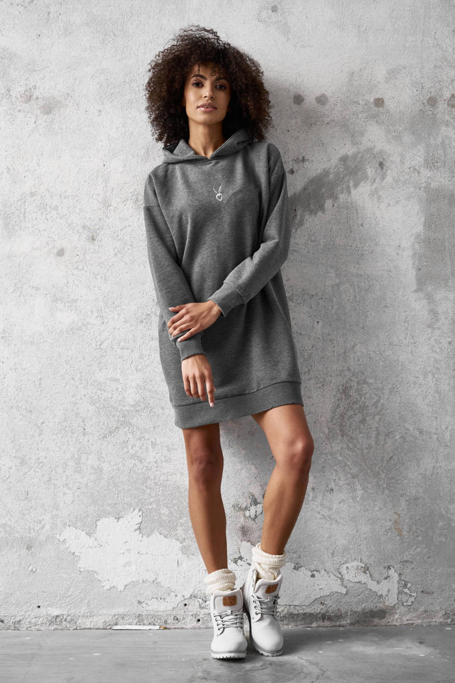 LAGOS SWEATSHIRT DARK GRAY
