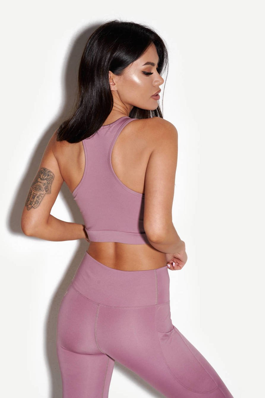 LATIFA CROP-TOP PINK