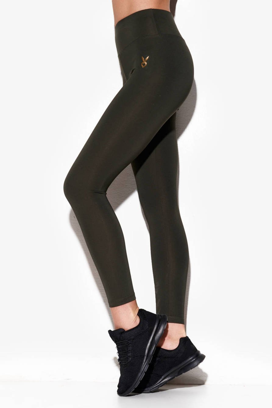 LEROS LEGGINGS KHAKI