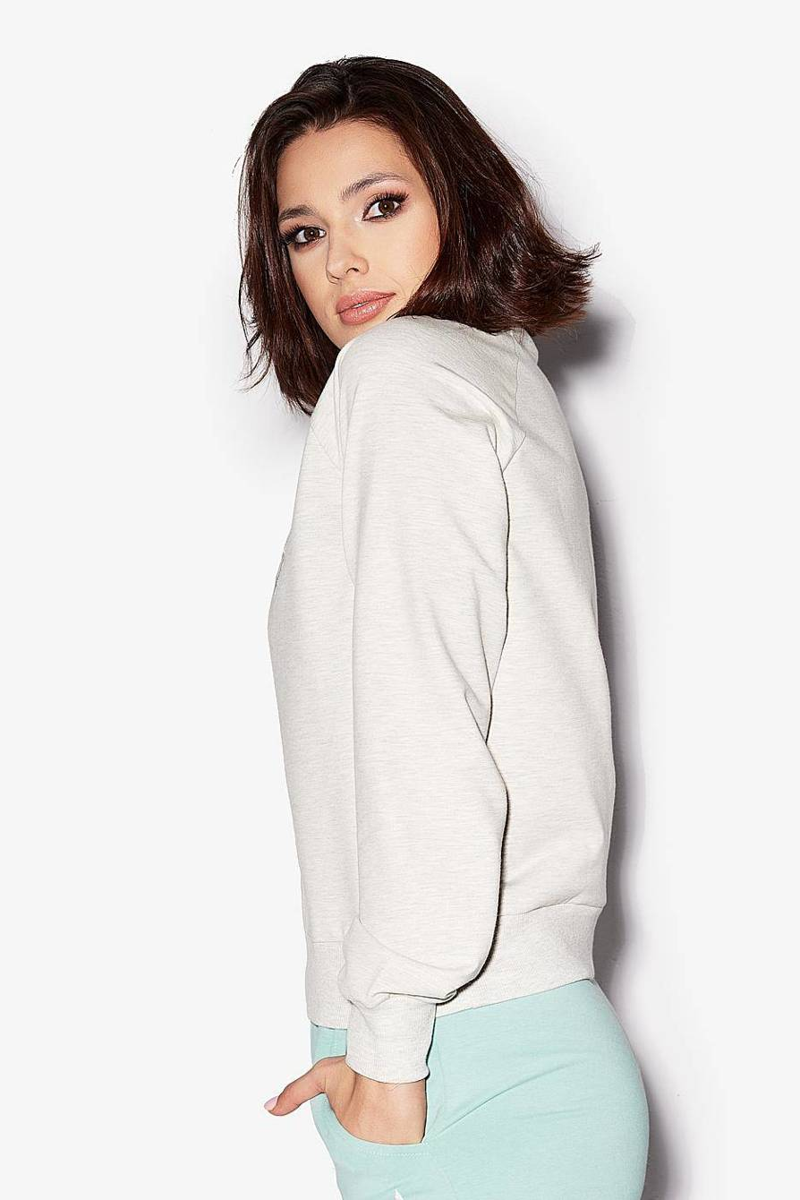 Lolly sweatshirt grey