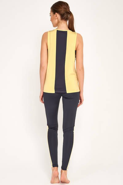 DAVINA TOP YELLOW