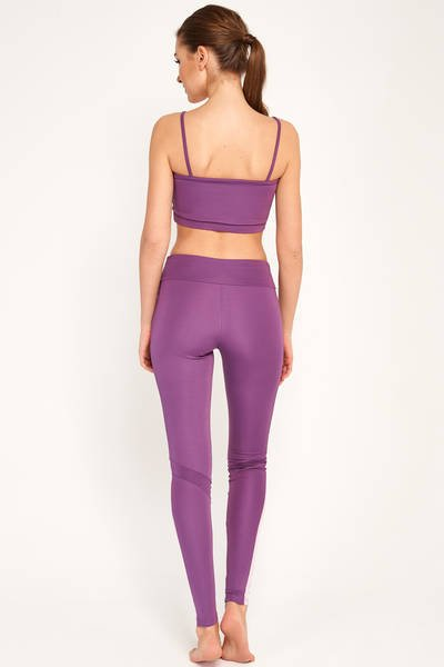 DORIS LEGGINGS PURPLE