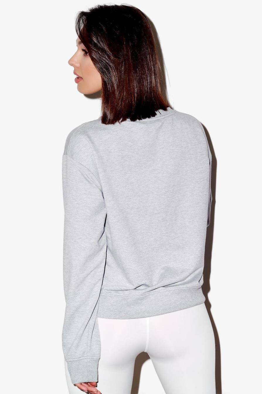 Keysha sweatshirt grey