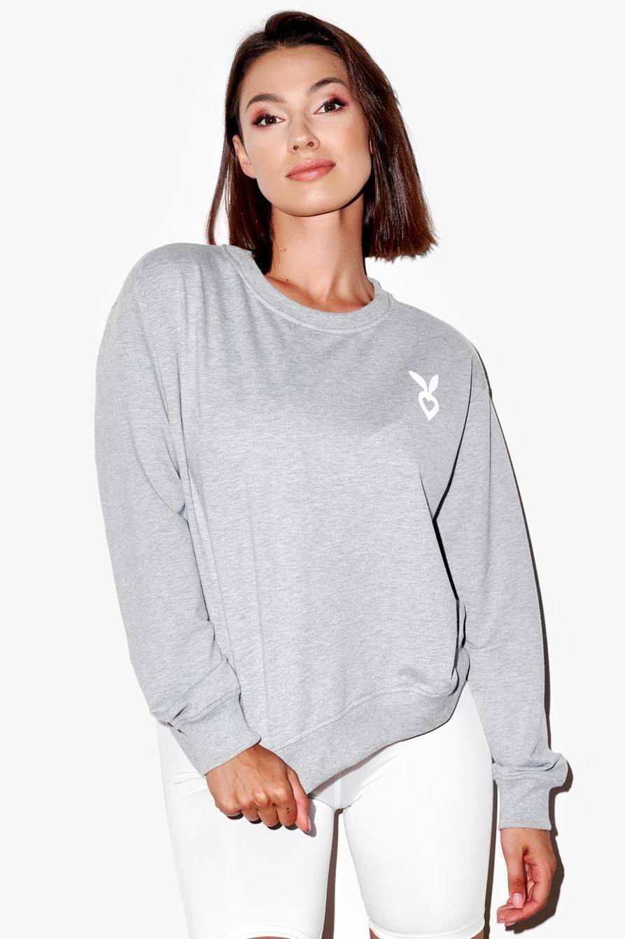 Kim sweatshirt grey