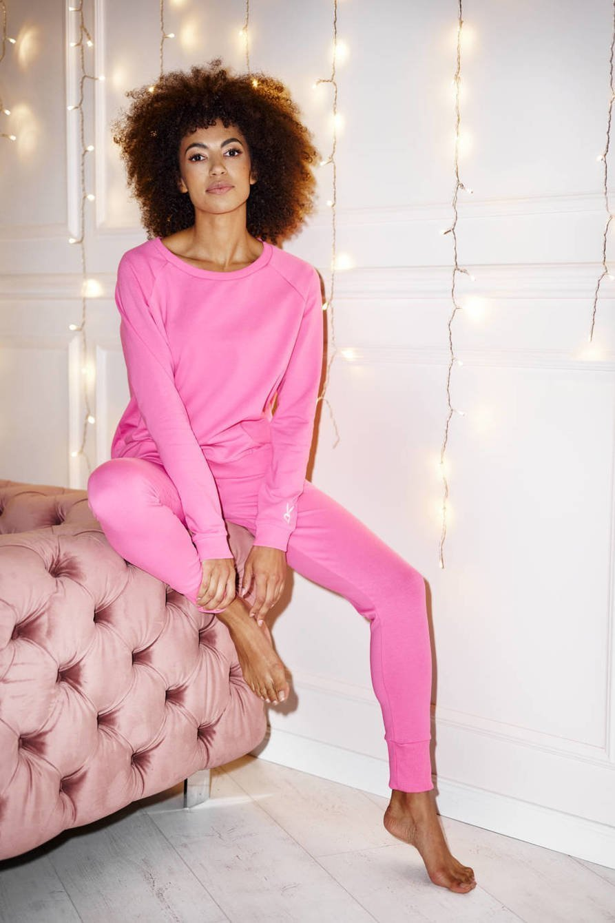 LUCY SWEATPANTS PINK