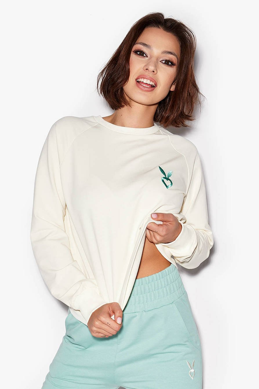 Lolly sweatshirt ecru