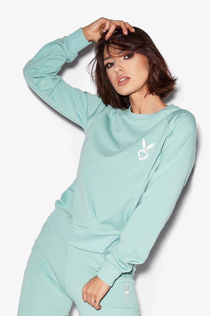 Lolly sweatshirt mint