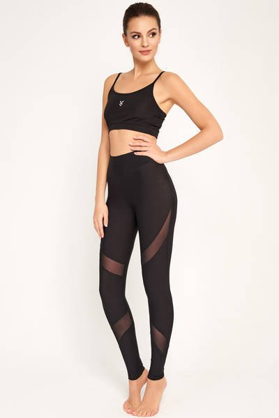 PEARL LEGGINGS BLACK